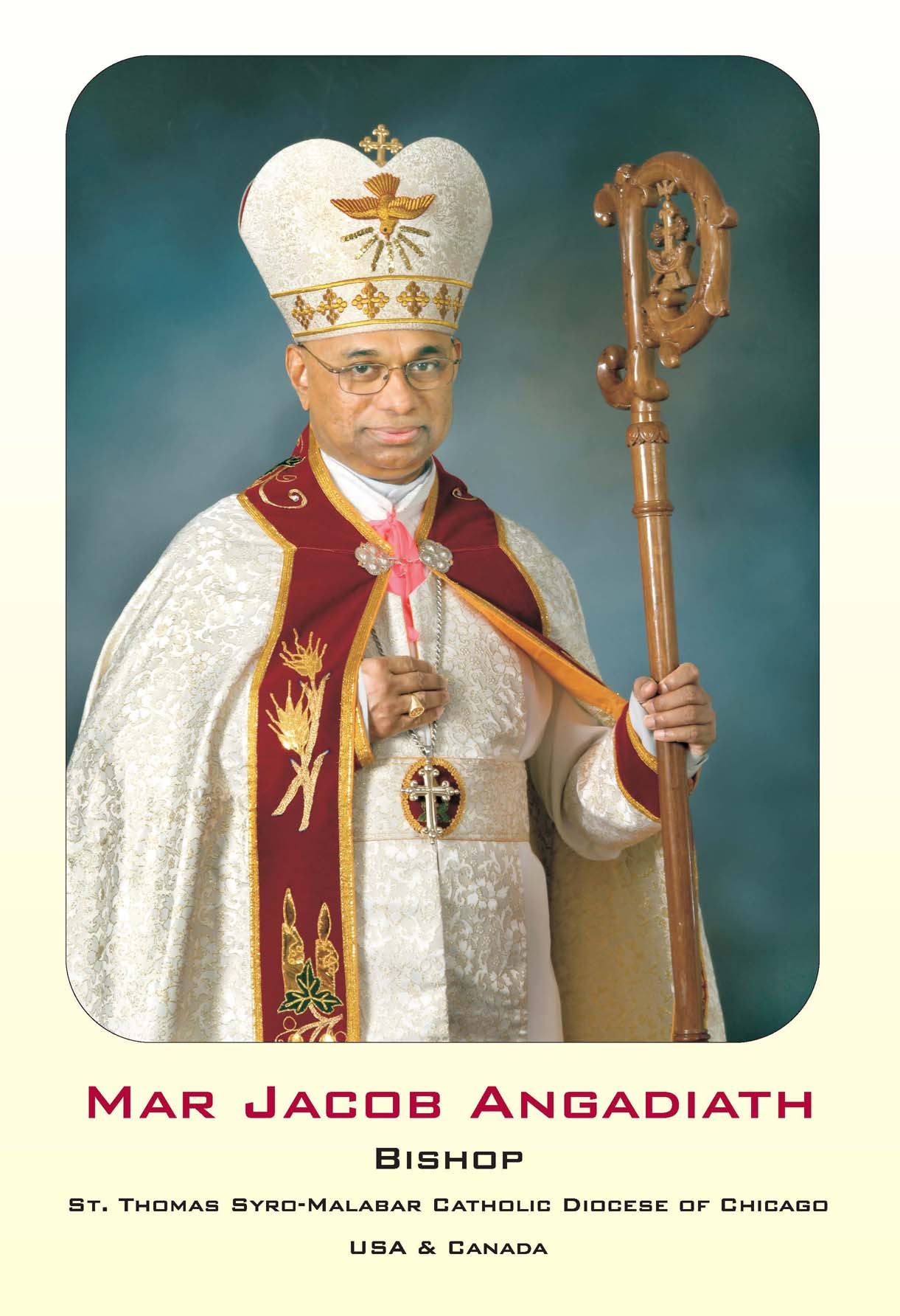 St Mary's Syro-Malabar Catholic Church, Orlando, FL – Our Bishop